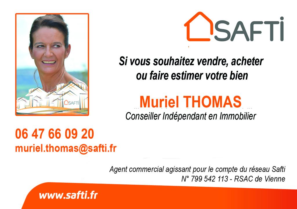 SAFTI Muriel THOMAS